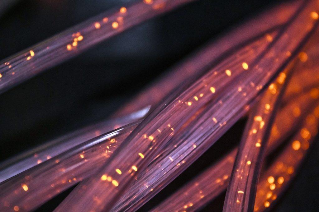 fiber, cable, wire